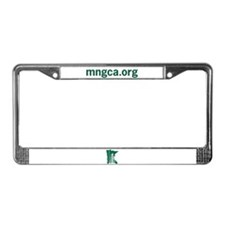 MnGCA License Plate Frame