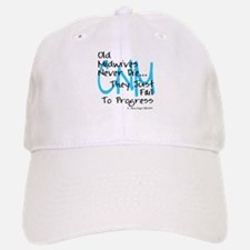 Old Midwives Blue Baseball Baseball Cap