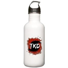 TKD Hurricane Sports Water Bottle
