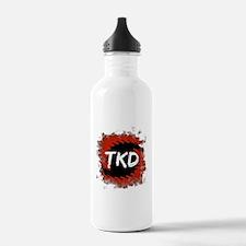TKD Hurricane Sports Water Bottle