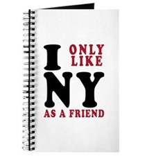 I Only Like New York Journal