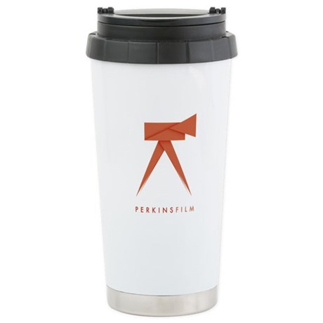 Perkins Film Stainless Steel Travel Mug