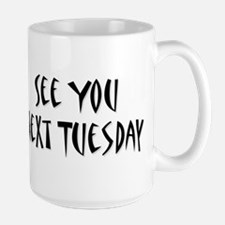 CUNext Tuesday Mug