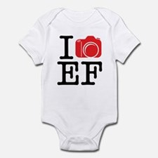 I Shoot EF (Canon) Love Photography Infant Bodysui