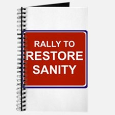 Restore sanity Journal