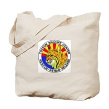 Tucson Wildlife Center Tote Bag