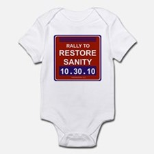 Cute Rally restore sanity Infant Bodysuit