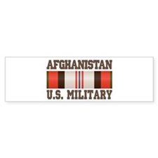 Afghanistan US Military Bumper Sticker