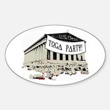"""Toga Party"" Decal"