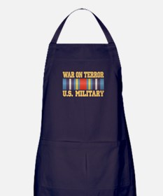 War On Terror Service Ribbon Apron (dark)