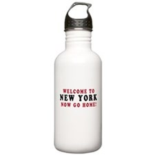 Welcome to New York Water Bottle