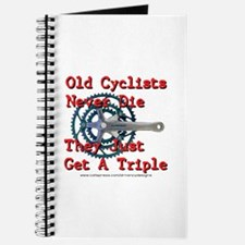 Old Cyclists Never Die Journal