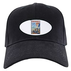Clear the Way Poster Art Baseball Hat