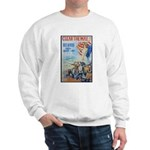 Clear the Way Poster Art (Front) Sweatshirt