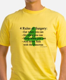 4 Rules of Surgery T