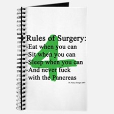 4 Rules of Surgery Journal