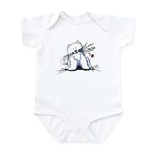 Cutie Pie Sam Infant Bodysuit