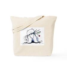 Cutie Pie Sam Tote Bag
