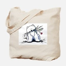Cutie Pie Sam Tote Bag
