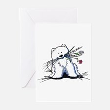 Cutie Pie Sam Greeting Cards (Pk of 10)