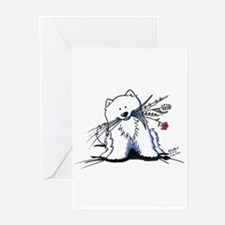 Cutie Pie Sam Greeting Cards (Pk of 20)
