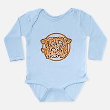 Cute Blood drips Long Sleeve Infant Bodysuit