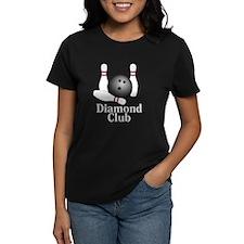 Diamond Club Logo 1 Tee Design Fr