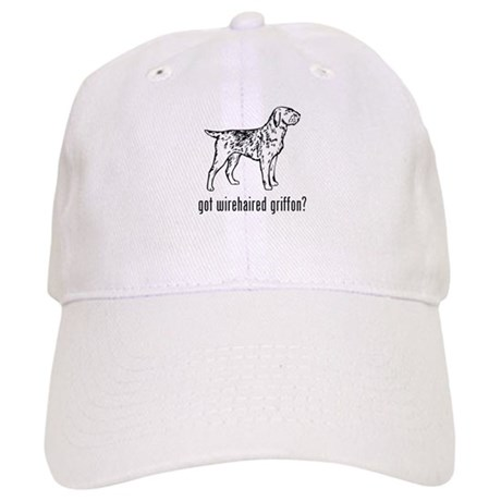 Wirehaired Griffon Cap