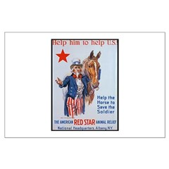 American Red Cross Animal Relief Posters