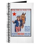American Red Cross Animal Relief Journal