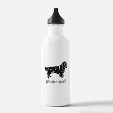 Sussex Spaniel Water Bottle