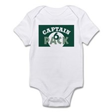 Captain 6 Pack Infant Bodysuit
