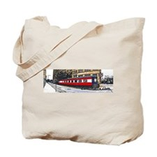 Puniceous Pullman Tote Bag