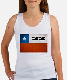 Chile 33 Women's Tank Top