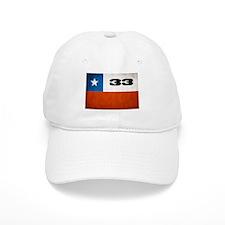 Chile 33 Baseball Cap
