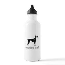 Manchester Terrier Water Bottle