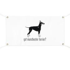 Manchester Terrier Banner