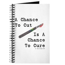 A Chance To Cut Journal