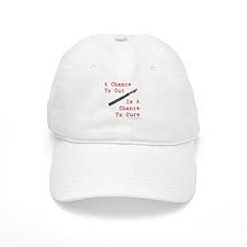 A Chance To Cut Red Baseball Cap