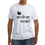 Nuclear Wessel Fitted T-Shirt