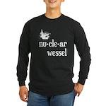 Nuclear Wessel Long Sleeve Dark T-Shirt