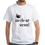 Nuclear Wessel White T-Shirt