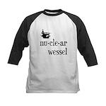 Nuclear Wessel Kids Baseball Jersey