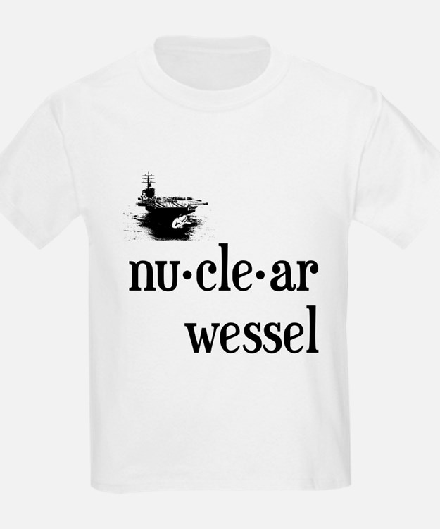 Nuclear Wessel T-Shirt