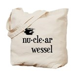 Nuclear Wessel Tote Bag