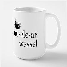Nuclear Wessel Mug