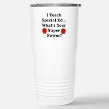 Unique Special education teacher Travel Mug