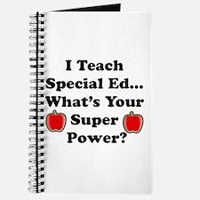 Cute Special education teachers Journal