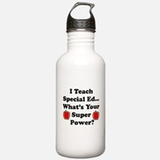 Unique Teacher Water Bottle