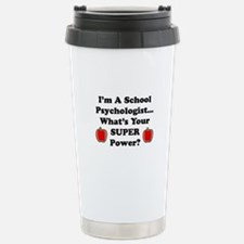 Cute Psychologist Travel Mug
